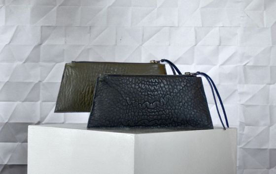 Maya by Kohl & Cochineal, in KURA New Zealand Alpine Leather