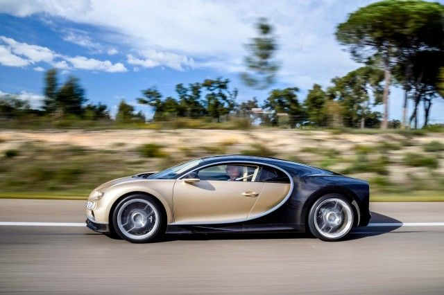 The Bugatti Chiron returns some pretty poor fuel economy figures, but are you surprised? Likely not. Nevertheless, Veyron owners interested in a Chiron may be delighted to hear the latest supercar will return marginally better gas mileage while putzing around town. According to the EPA, the…