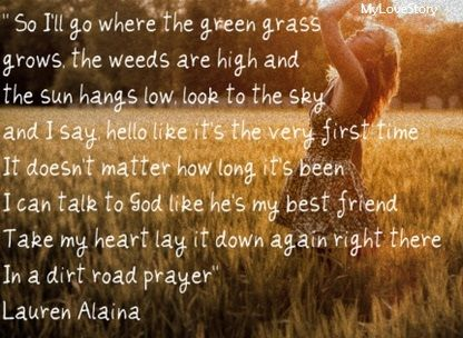 cute country song quotes online