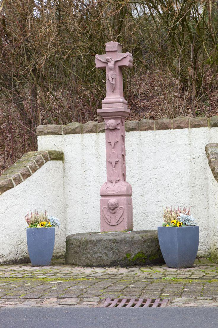 Schaftkreuz in Schwirzheim, Eifel. Edyta Guhl. http://dolcevitainmykitchen.blogspot.de
