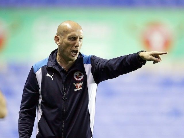 Reading boss Jaap Stam named Championship Manager of the Month for January