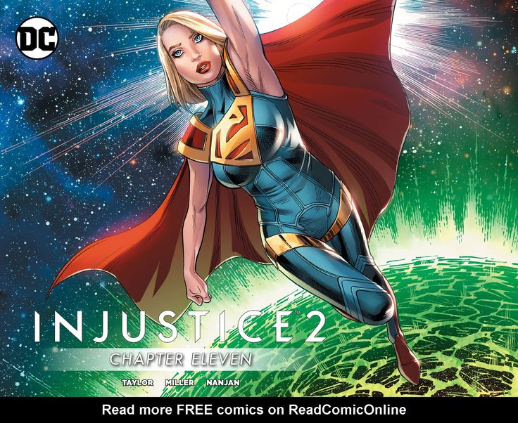 Injustice 2 Issue #11 - Read Injustice 2 Issue #11 comic online in high quality