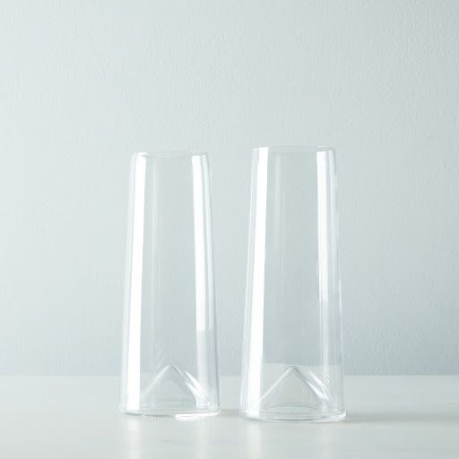 Monti Champagne Flutes (Set of 2) on Provisions by Food52