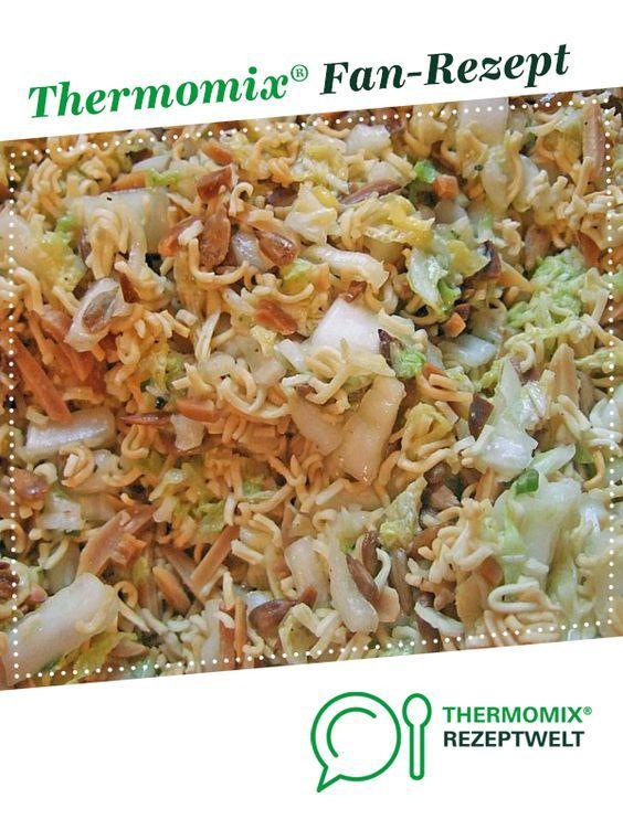 Yum Yum Salat von mel.wi. Ein Thermomix ® Rezept aus der Kategorie Vorspeisen / S …   – Thermomixrezepte