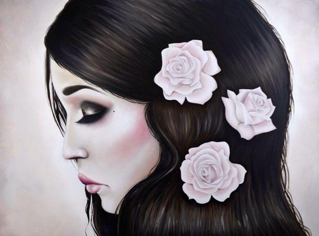 Sad Girl, sad, Art, Magic, Artist Autumn