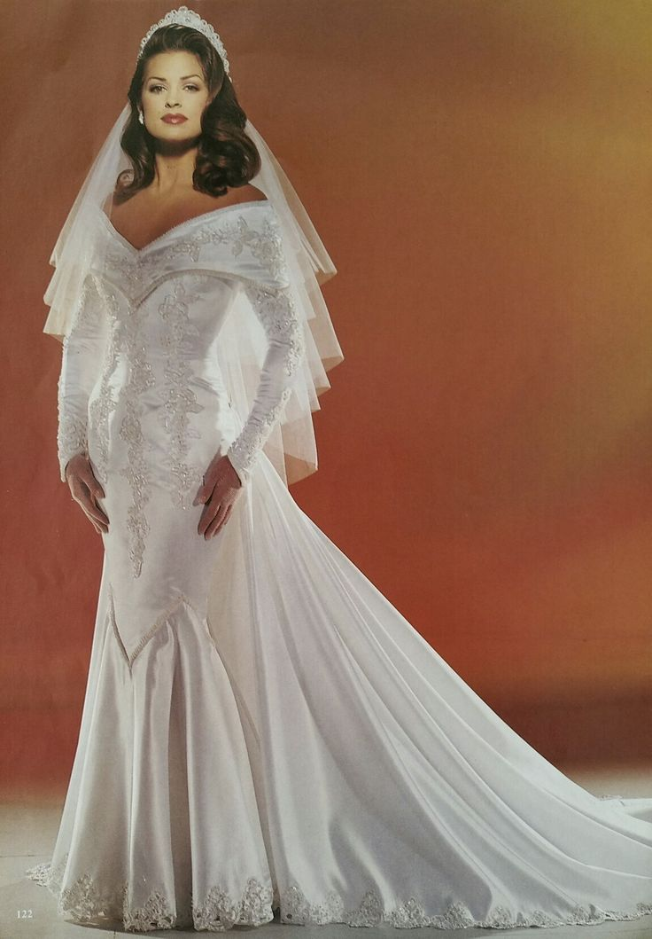 Demetrios 1994 | 80s Prom and Bridal Gowns