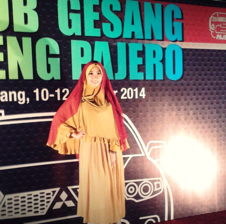 stay #Shar'i in every occasion, Gala Dinner with POC Indonesia