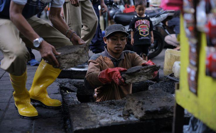 Antisipasi Cuaca Ekstrim, Drainase Se-Kota Bogor Dideteksi Dini