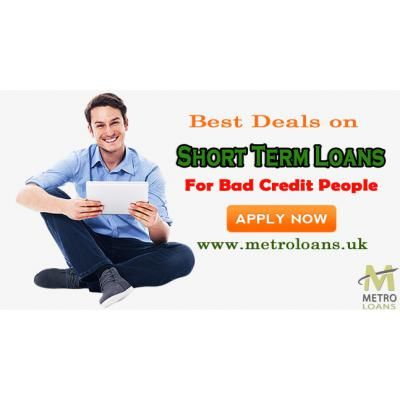 Stay Financially Secured through Short-Term Loans for Bad Credit  http://cityoflondon.anunico.co.uk/ad/loans_credit/stay_financially_secured_through_short_term_loans_for_bad_credit-34760118.html