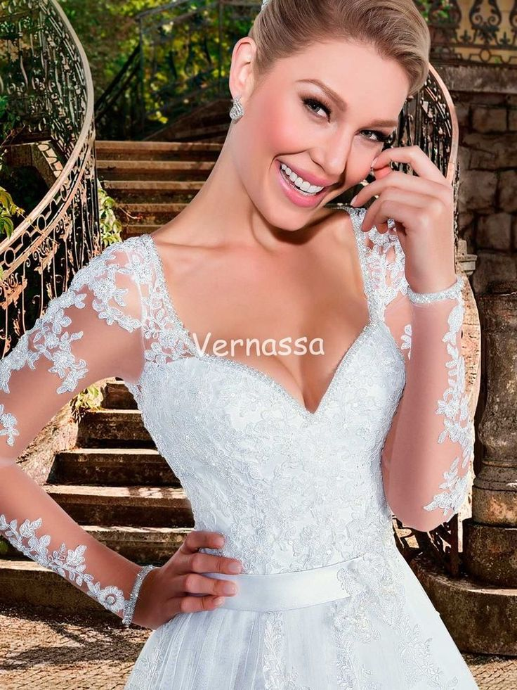 2017 New White Sweetheart Wedding dress Bridal Gown custom size 6-8-10-12-14-16+