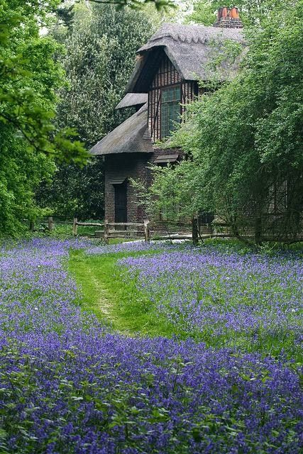 Queen Charlotte's cottage - Dreaming Gardens