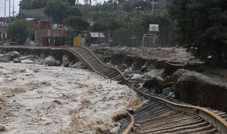 """The 2017 rainy season has hit Peru hard. Floods caused 95 deaths and left nearly 700,000 people homeless. The floods washed away 175 bridges and countless roads; they also eroded economic growth and political support, laying bare the effects of insufficient infrastructure investment. """"This is not a natural disaster, but a natural phenomenon that has led to disaster because of the informal way this country has developed,"""" says G.Romero, the head of the Center for Disaster Research…"""