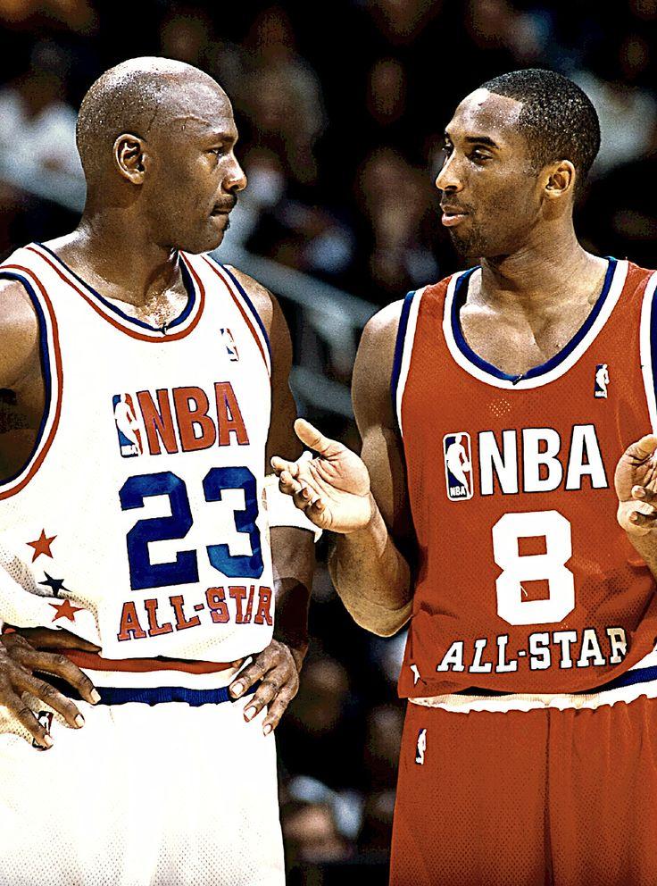 Michael Jordan Vs Kobe Bryant <--- Really? We all know Michael is 1,000,000X better than Kobe and Lebron James