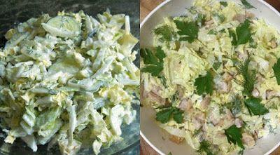 РЕЦЕПТЫ И СОВЕТЫ ХОЗЯЙКАМ: Этот салат занял почетное место в моем праздничном меню. Попробовав, ты поймешь причину!