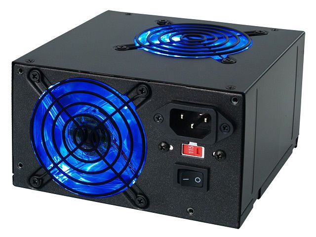 Rosewill Stallion Series Rd500 2db 500w Atx12v Power Supply Power Supply Power Graphic Card