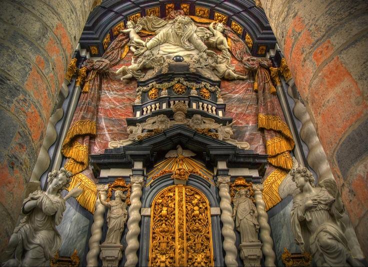St. Michael's Church, Gent, Belgium