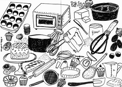 My Food Doodles | yummy with me