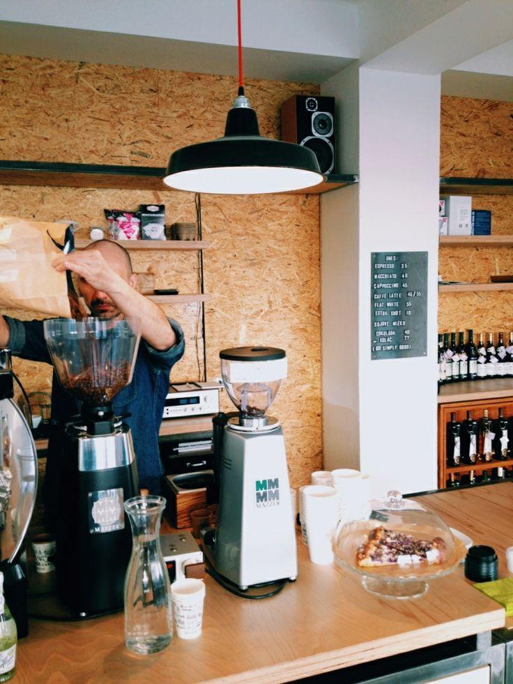 Kafemat in Prague | Photo by communiqué