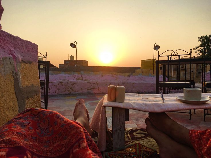 Sunsets, chai, best friends, India! Happy times!  Fleetwood Collection