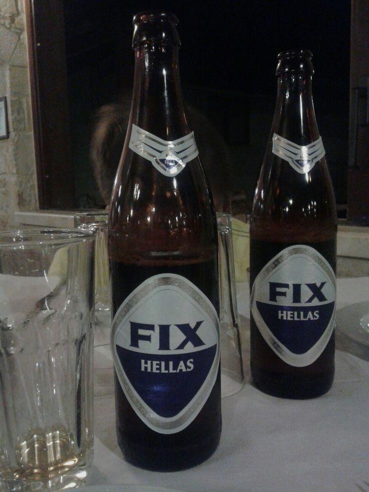 Birra greca.