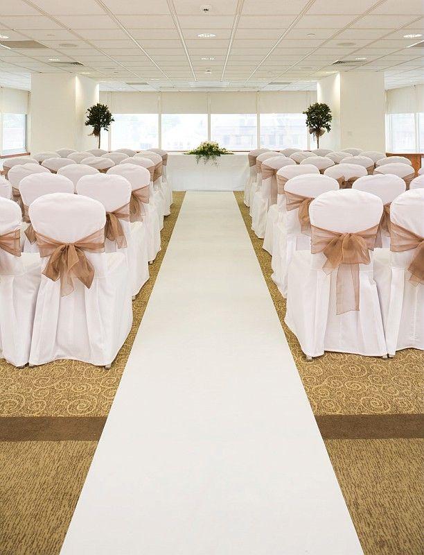 Classy wedding alley Mercure Cardiff Holland