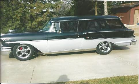 1958 chevy yeoman wagon wagons deliveries chevy station wagon rh pinterest com chevrolet caprice station wagon a vendre