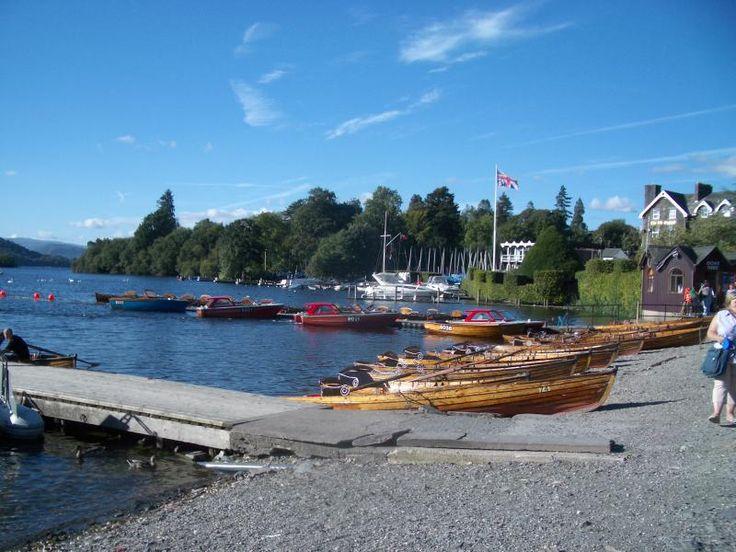 ユーラシア旅行社で行く英国の旅。湖水地方ではクルーズも楽しめます。