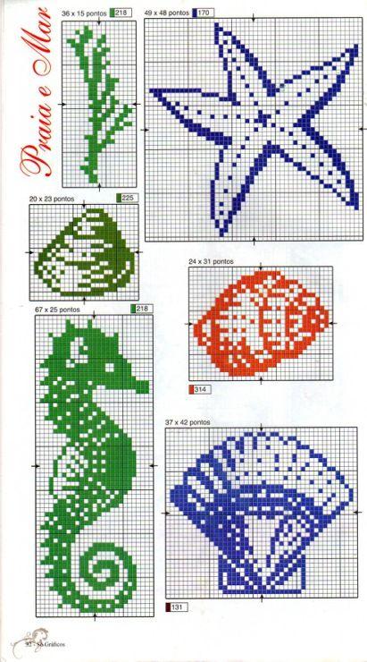 http://yra3raza.gallery.ru/watch?ph=K0z-c6gQl / sea patterns