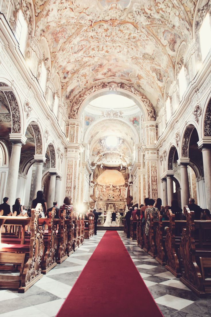 Cattedrale del SS Salvatore, Mazara del Vallo, Sicily Italy.  #wedding in #italy  www.purewhite.it