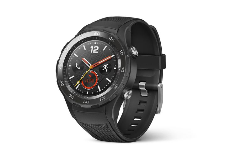 Huawei reveals the Watch 2 at MWC 2017