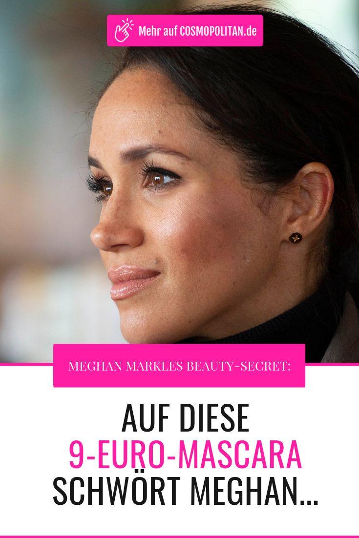 Meghan Markle Mascara: Meghan schwört auf diese billige Mascara   – Beauty