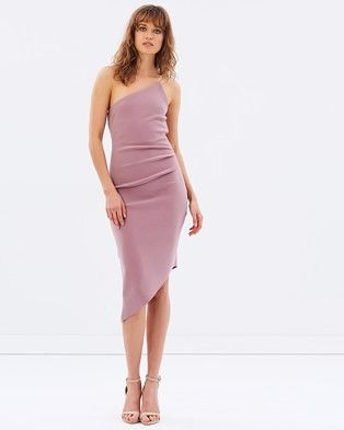 Buy Luxul Asymmetric Dress by Bec & Bridge online at THE ICONIC. Free and fast delivery to Australia and New Zealand.