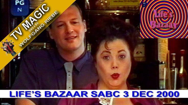 TV Magic Life's Bazaar Wolfgang Riebe Dec 2001