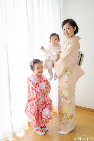 七五三の写真撮影 @千葉市・稲毛浅間神社 : 「かぼふぉと」撮影ブログ