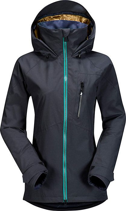 Volcom Fallow Stretch Jacket - Women's Ski and Snowboard Jacket - Coat - Skiing - Snowboarding
