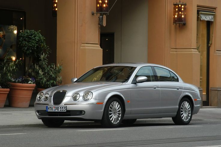 Custom Jaguar S Type 2004