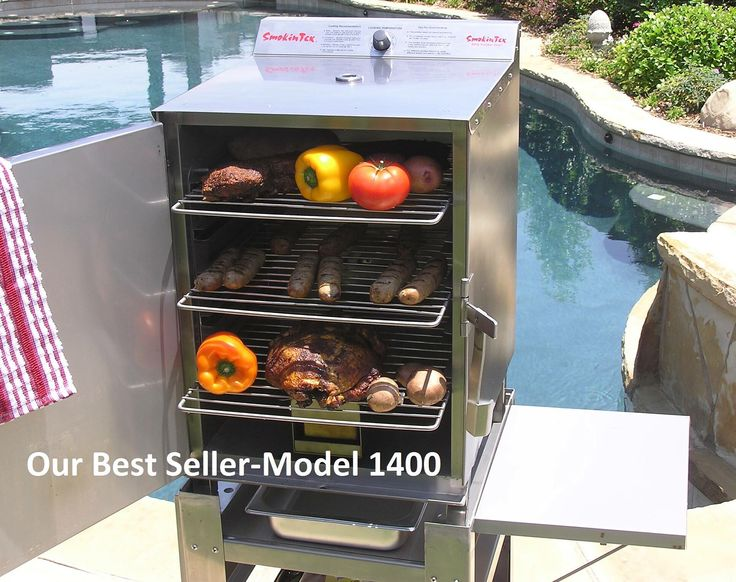 SmokinTex BBQ Electric Smoker model 1400Our best seller