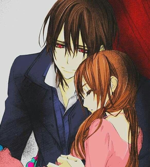 Yuuki and Kaname