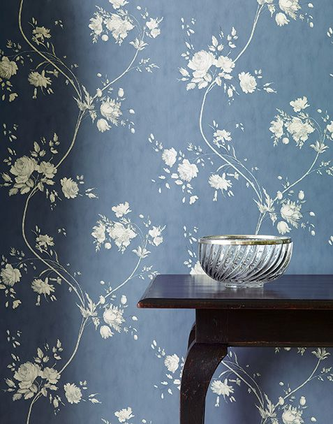 Colefax fowler darcy wallpaper - Darcy wallpaper ...