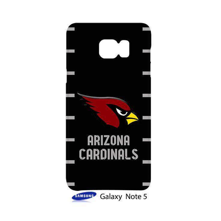 Arizona Cardinals Samsung Galaxy Note 5 Case Cover Wrap Around