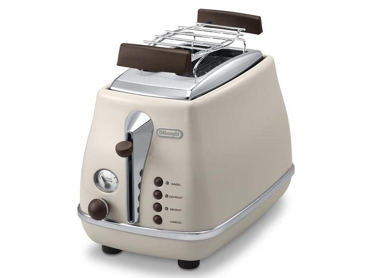 DeLonghi Toaster Icona Vintage CTOV 2103.BG ca 70€
