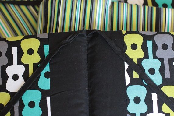 Sewing Baby Crib Bumpers - Crib Bumpers Sewing Pattern   Vanilla Joy