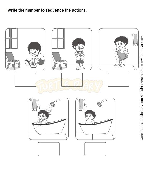 picture sequence worksheet 10 esl efl worksheets kindergarten worksheets pattern. Black Bedroom Furniture Sets. Home Design Ideas