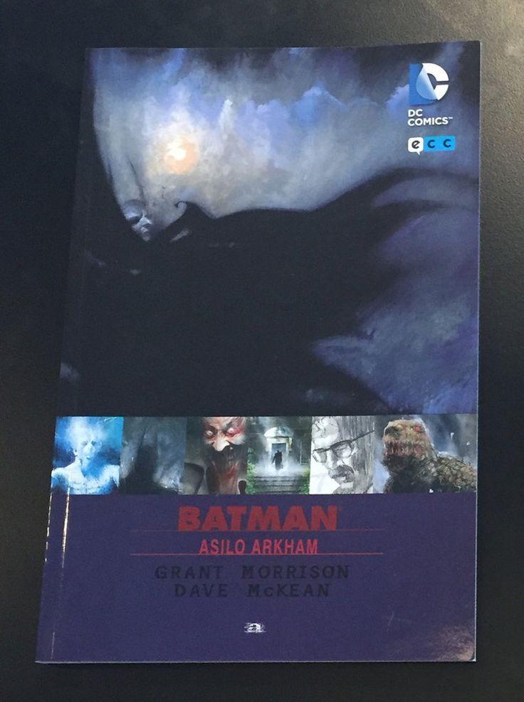 Batman Asilo Arkham - Comprar en Comic Manía