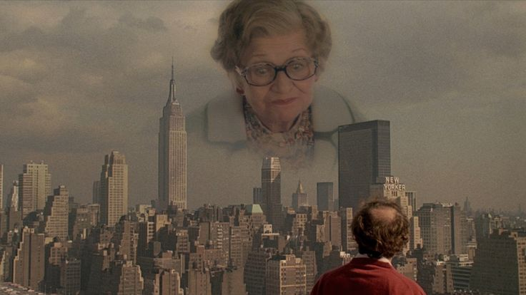 """New York Stories"" Woody Allen, Francis Ford Coppola & Martin Scorses 1989"