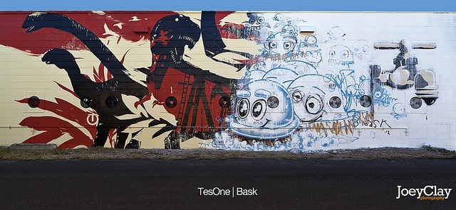 Bask | Tes One | Drastic Park  Saint Petersburg, Florida 2012