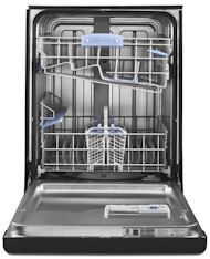 clean dishwasher; i tried this & it works.