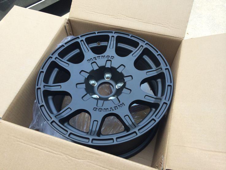 Method Race Wheels. Subaru Rally Team USA | Subaru ...