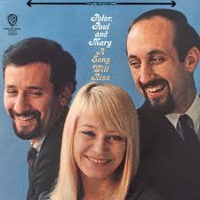 Peter, Paul and Mary - dad loved their version of Puff the Magic dragon.