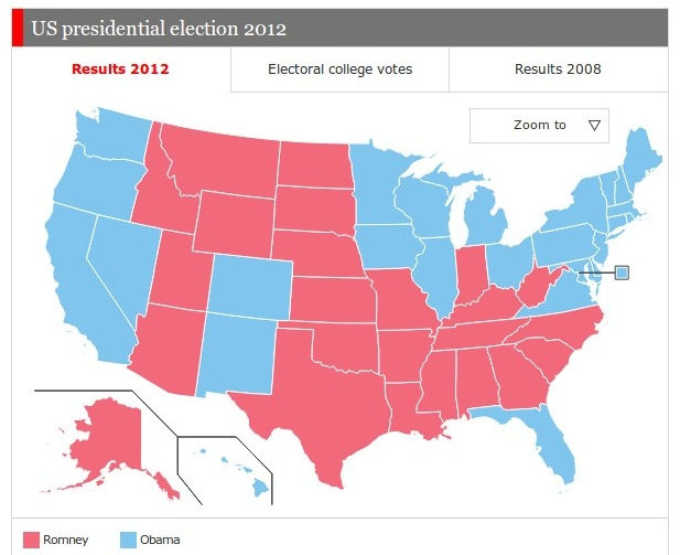 Best Us Election Ideas Only On Pinterest Presidental - Map of us election 2012